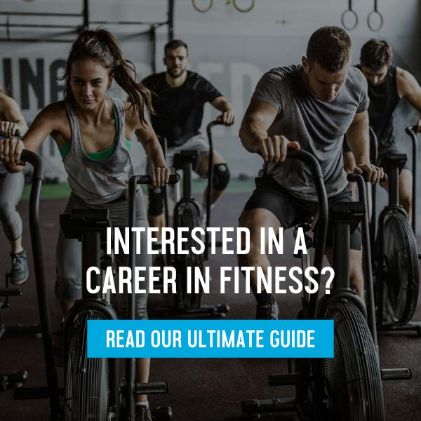 Ultimate fitness career guide